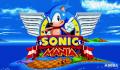 Sonic Mania: Une bande-annonce pour le jeu vidéo