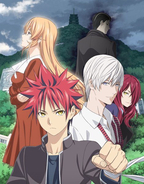 Food Wars Saison  Vostfr