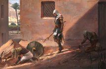 Assassin's Creed Origins: Un trailer 4k nous dévoile L'Ordre des Anciens