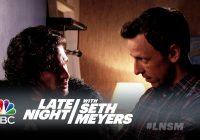 Game of Thrones: Seth Meyers invite Jon Snow à souper (vidéo)