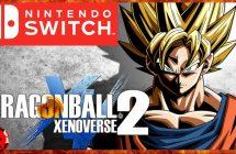 Dragon Ball Xenoverse 2: L'édition Switch se dévoile en vidéo