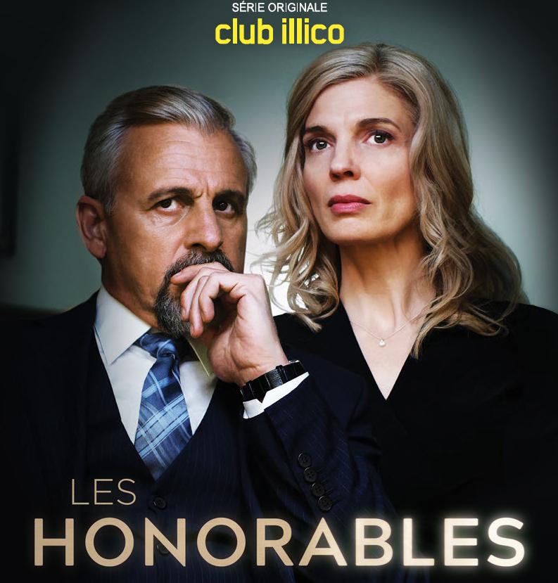 Les Honorables   VFQ        S01   E02   DÉPÊCHEZ-VOUS
