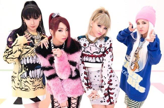 2NE1 - Gotta Be You élue Chanson de l'année 2014
