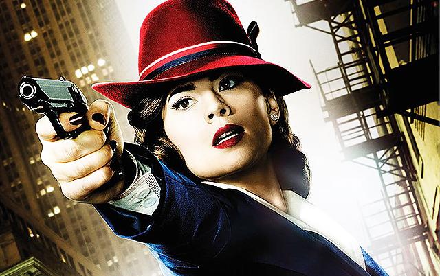 Agent Carter : parenthèse au féminin