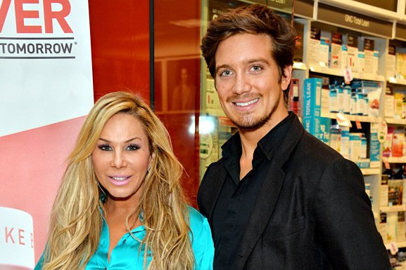 Real Housewives of Beverly Hills: Adrienne Maloof se sépare de Jacob Busch