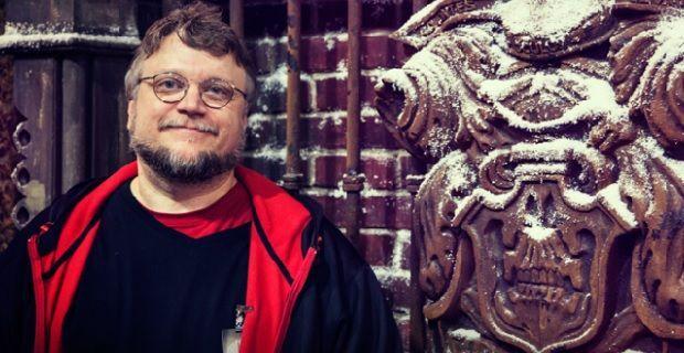 Guillermo Del Toro se confie à propos de The Strain
