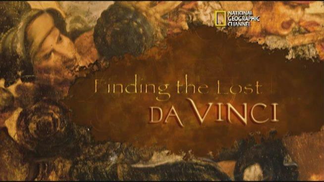 Léonard de Vinci, la fresque disparue à Télé-Québec