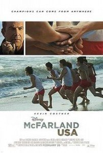 Talk-shows américains : Kevin Costner pour McFarland, USA.