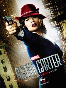 Cotes d'écoute : Agent Carter