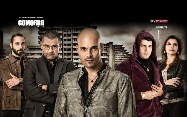 Gomorra la série en janvier sur CANAL+