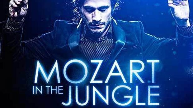 Mozart in the Jungle : hommage au classique