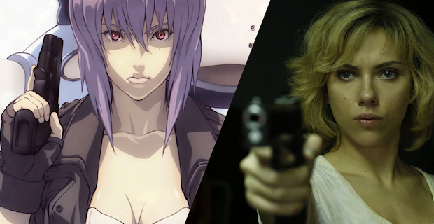 Ghost in the Shell: Scarlett Johansson est confirmé