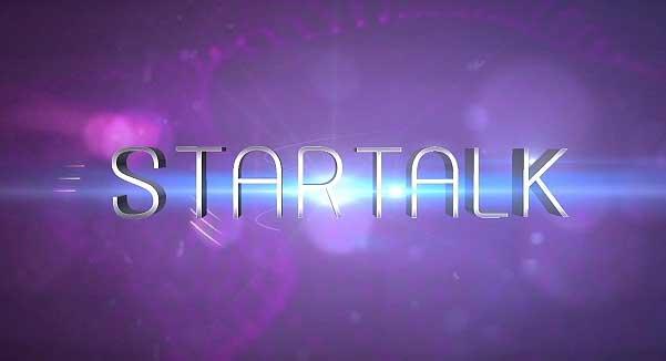 Star Talk: un talk-show avec l'astrophysicien Neil deGrasse Tyson