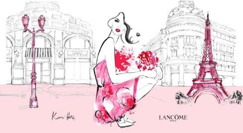 Lancôme: 80 ans d'élégance à la française