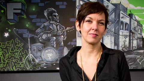Julie Ménard a créé Les Tatoués