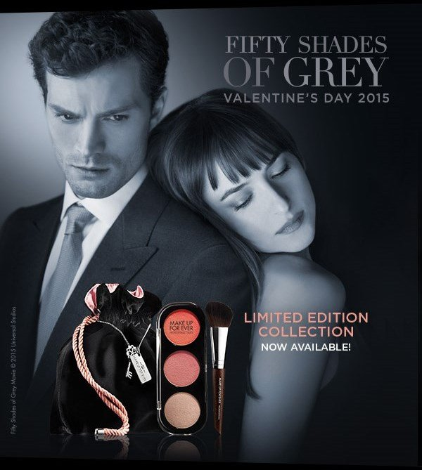 Fifty Shades of Grey-Inspired Products for Valentine's