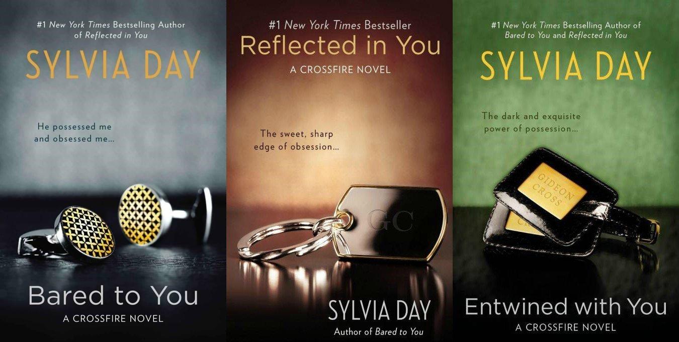 Crossfire: Sylvia Day dévoile de nouveaux détails sur l'adaptation télé