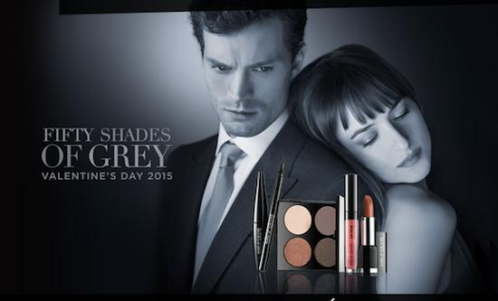 Cinquante Nuances de Grey: découvrez les secrets maquillage