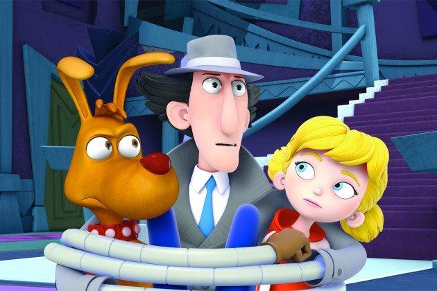 Redémarrage de Danger Mouse et Inspector Gadget chez Netflix