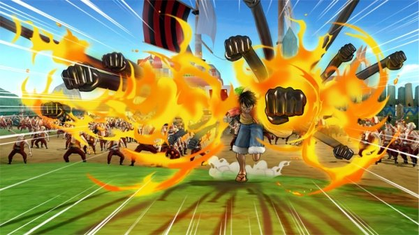 One Piece: Pirate Warriors 3: une quatrième bande-annonce