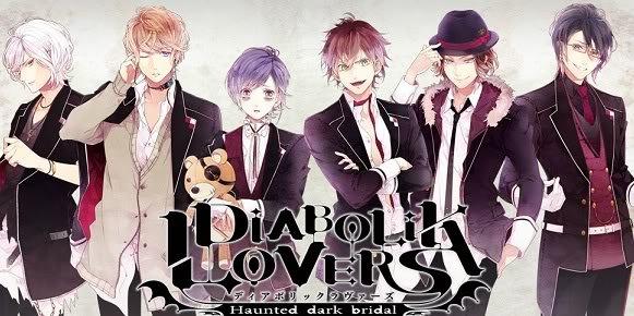 Diabolik Lovers: une saison 2 pour l'anime japonais