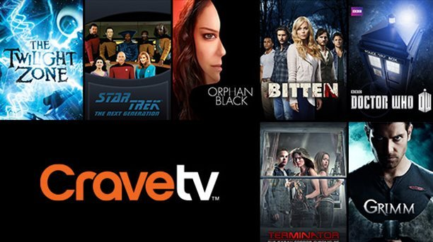 The Showtime Collection sur CraveTV