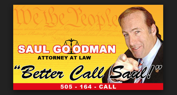 Better Call Saul :… pour ceux qui connaissent déjà le numéro