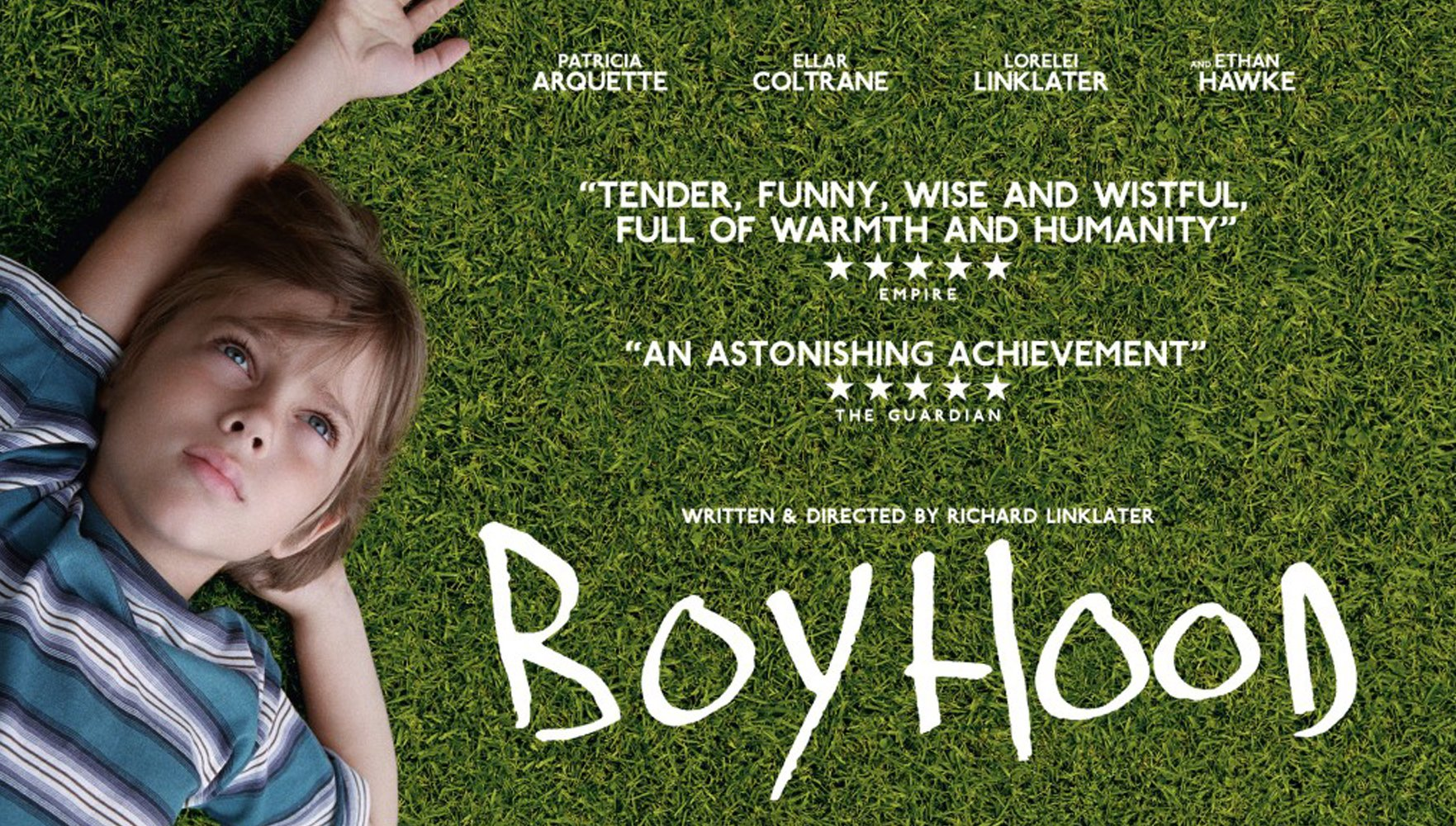Boyhood - Critique du film de Richard Linklater