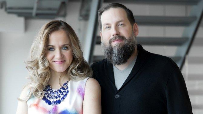 Brigitte Lafleur et Mario Provencher dans nouvelle émission déco à l'automne 2015