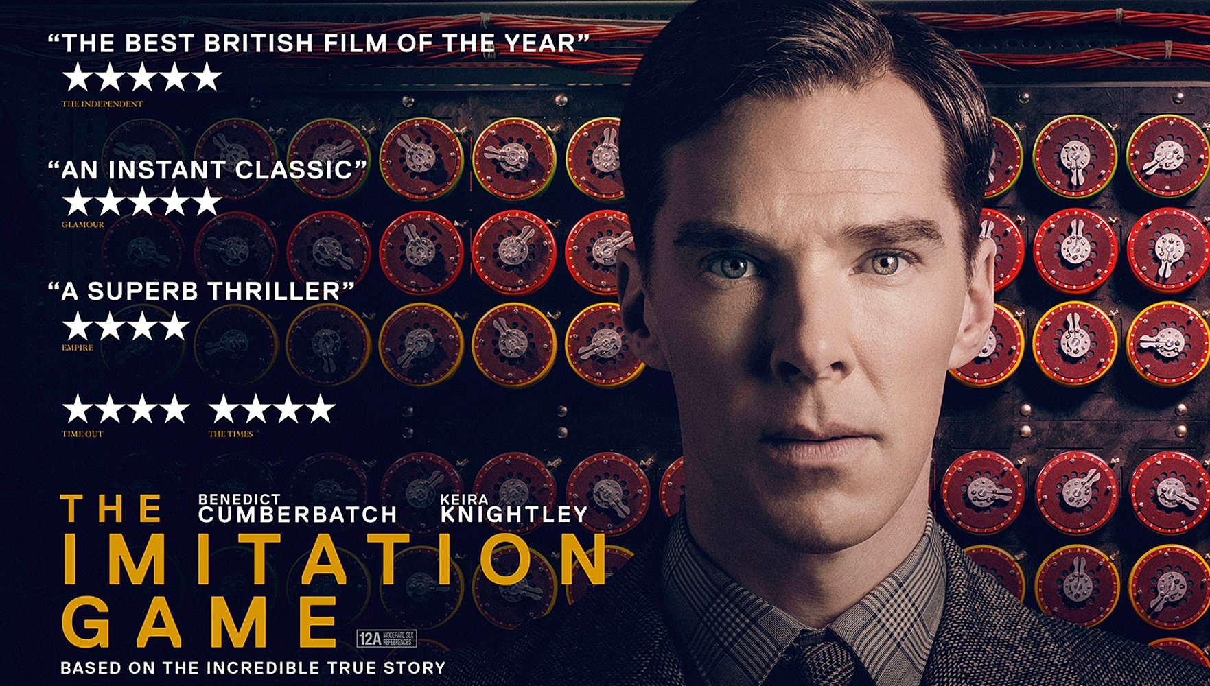 The Imitation Game - Critique du film de Morten Tyldum