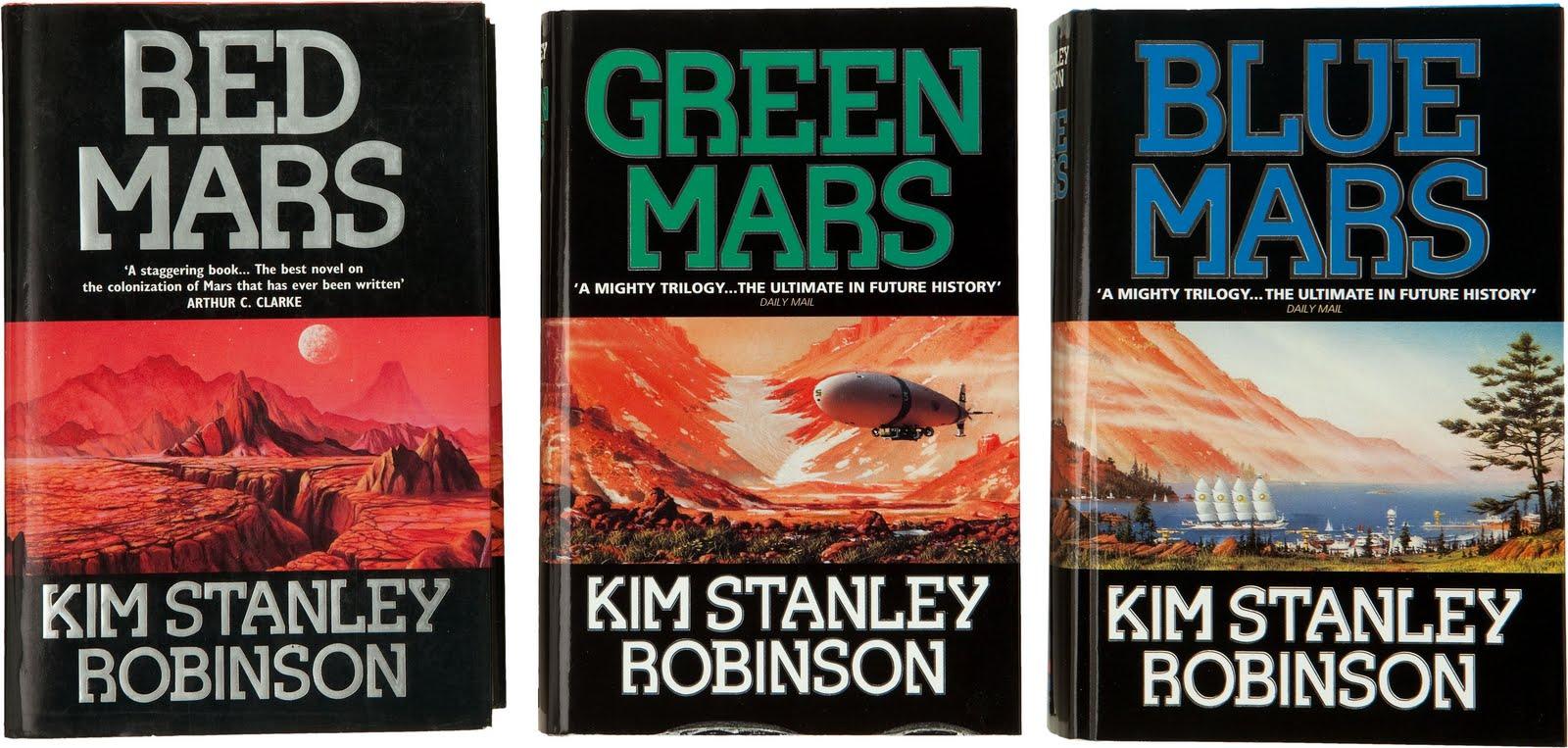 Trilogie de Mars