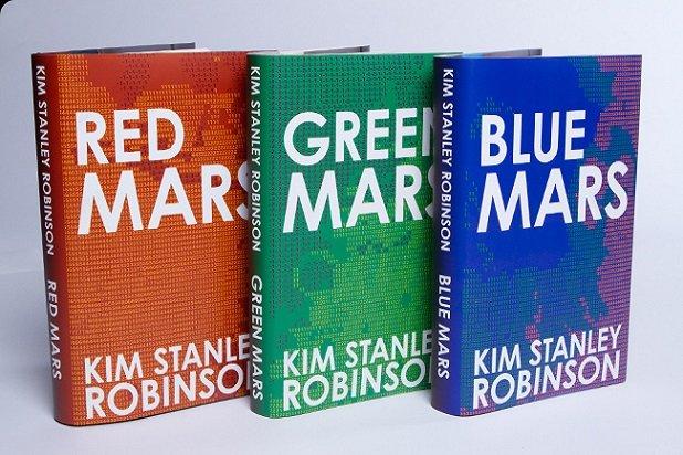 Red Mars: le créateur de Babylon 5 va écrire la série