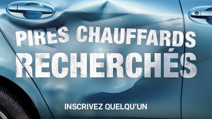 Les pires chauffards québécois: nouvelle émission dès cet automne à Z!