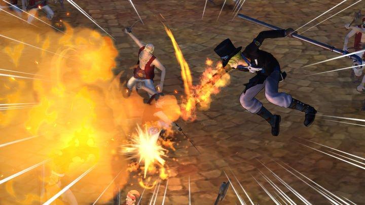 One Piece: Pirate Warriors 3: une nouvelle vidéo promo avec Shanks