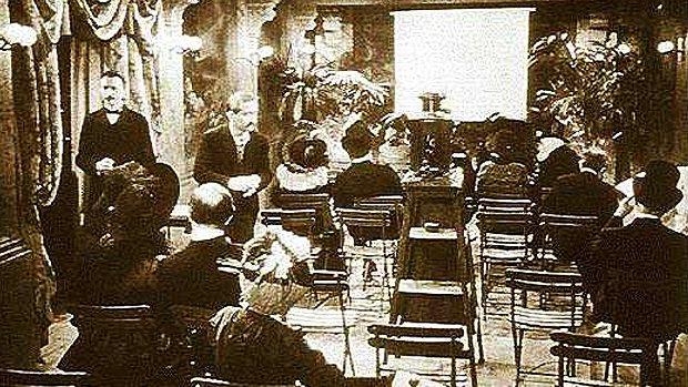 Salon indien du Grand Café