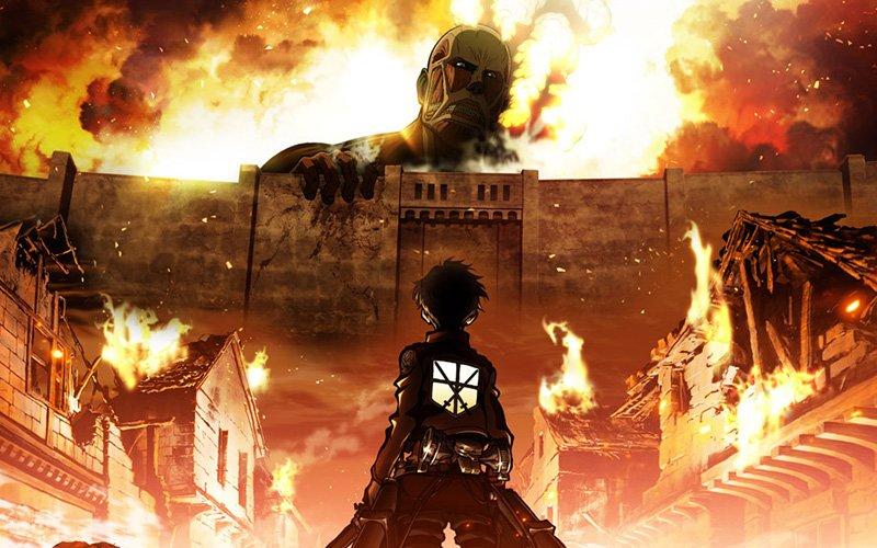 Attack on the Titan: une version américaine pour L'Attaque des Titans?