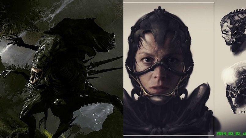 Alien 5 pour 2017
