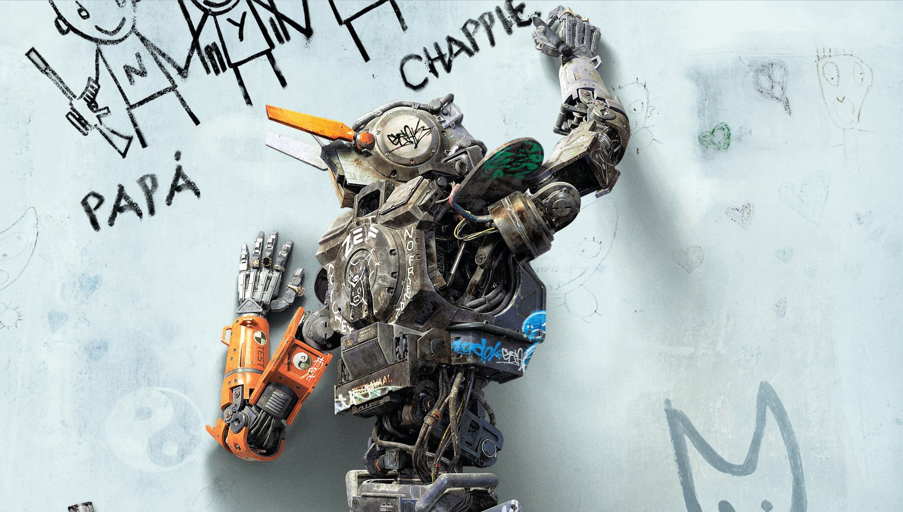 Chappie - Critique du film de Neill Blomkamp