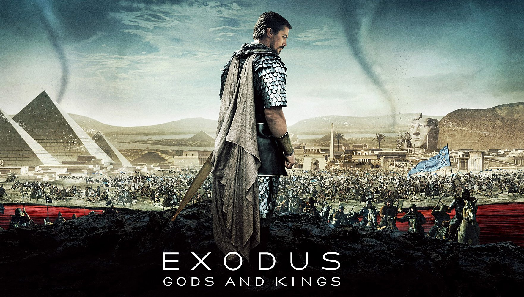 Exodus: Gods and Kings - Critique du film de Ridley Scott