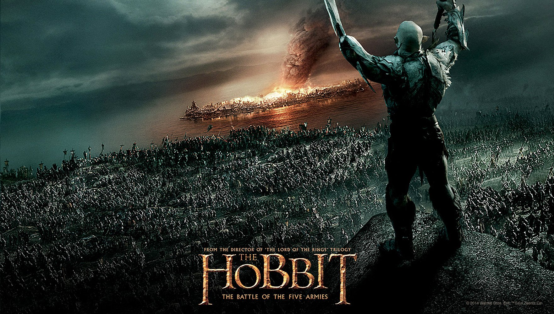 The Hobbit + The Lord of the Rings - Critique des films de Peter Jackson