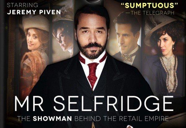 une saison 4 pour Mr Selfridge