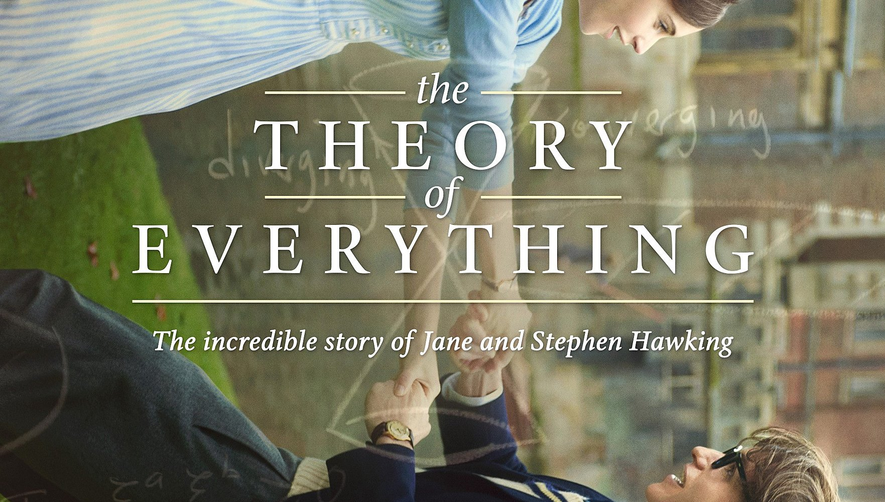 The Theory of Everything - Critique du film de James Marsh
