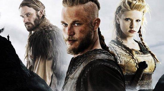 Un saison 4 pour Vikings