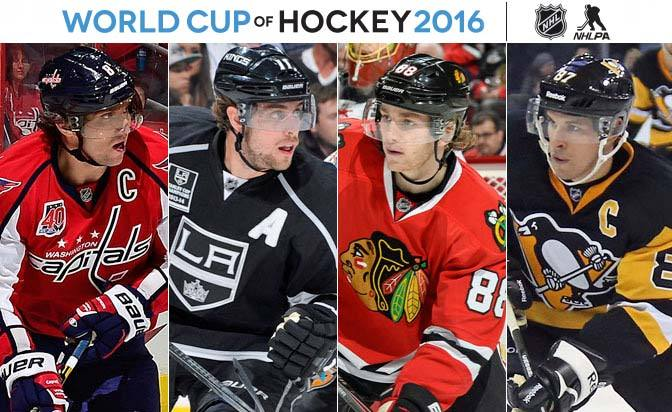 La Coupe du monde de hockey 2016 à TVA Sports