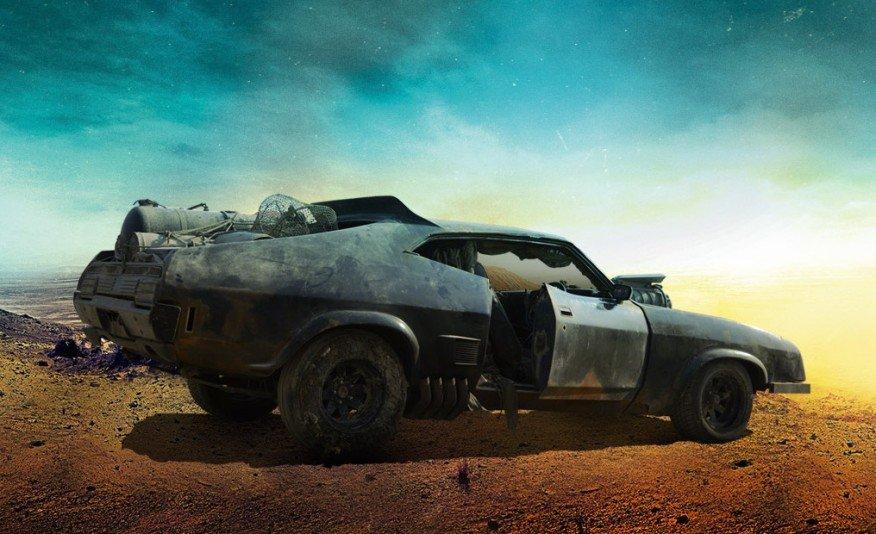 Les autos de Mad Max: Fury Road et un nouveau trailer