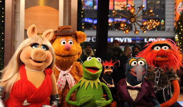 MISS PIGGY, FOZZIE BEAR, KERMIT THE FROG, GONZO, ANIMAL