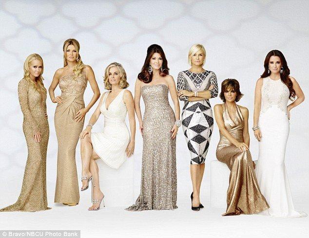 Real Housewives of Beverly Hills: Kim Richards en entrevue chez Dr Phil