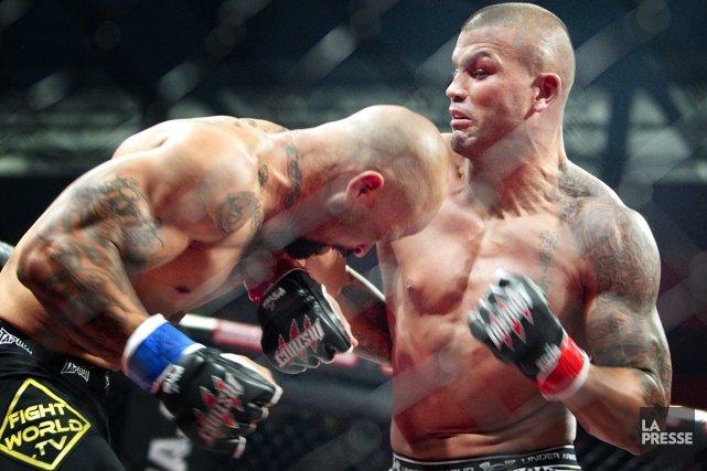 UFC 186: Steve Bossé va affronter Fabio Maldonado