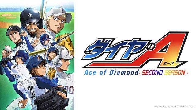 Ace of Diamond: La saison 2 en simulcast sur Crunchyroll