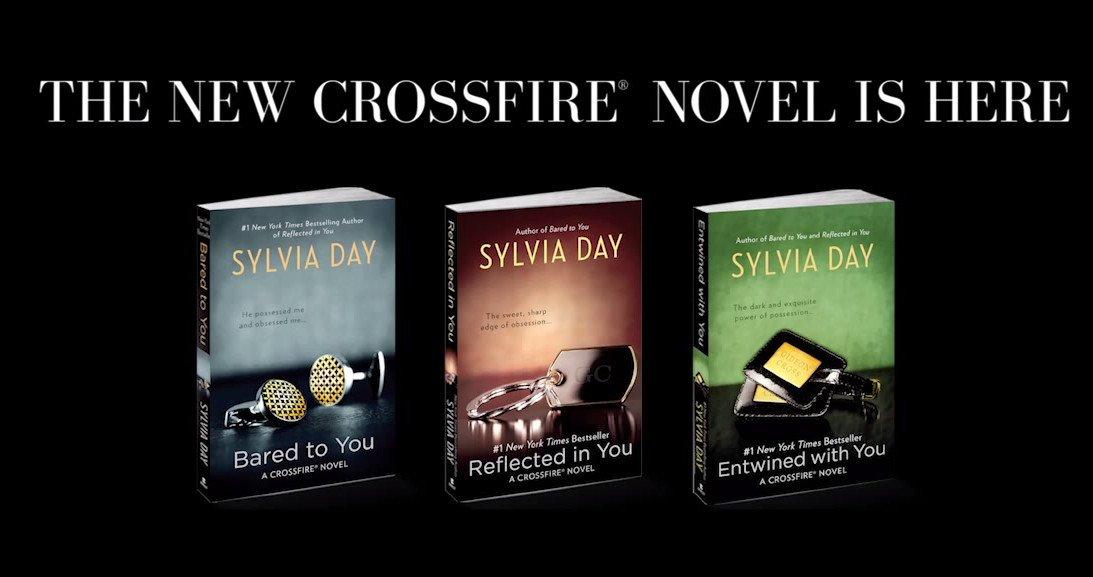 Crossfire: le trailer de Captivated by You atteint le million de visionement